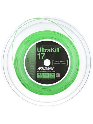Ashaway UltraKill 17 RB 360 String Reel