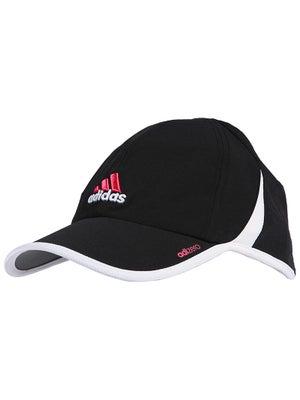 adidas Womens adizero II Hat Black/Blaze Pink