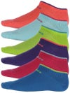 adidas Women's No-Show 6-Pack Socks Assorted
