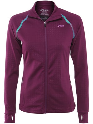Asics Womens Fall Thermopolis LS Zip Jacket