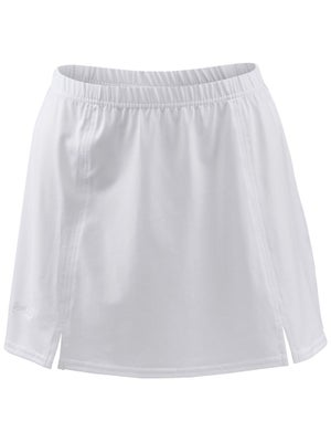 Bolle Womens Basic Skirt White