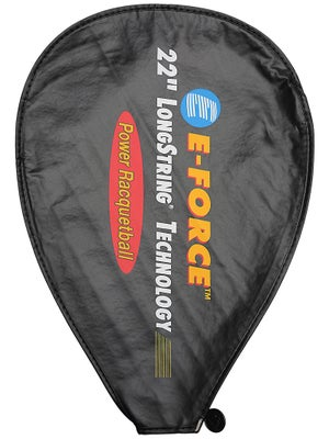 E-Force Racquetball Racquet Cover