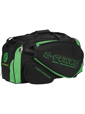 E-Force Racquetball Medium Bag Black/Green