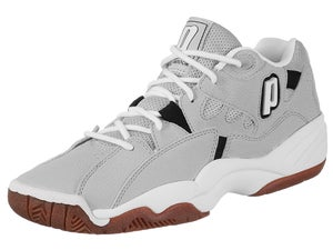 Prince Mens NFS II Indoor Gry/Wht Shoes