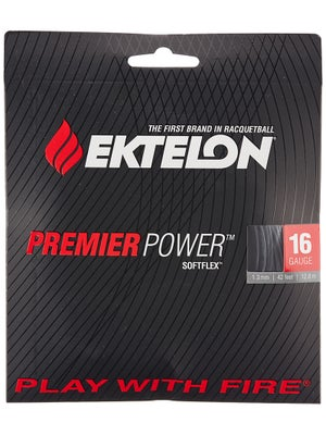Ektelon Premier Power 16 String