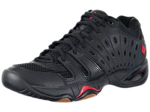 Ektelon Mens T22 Mid Black Shoes