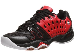 Ektelon 2013 Mens T22 Low Black/Red Shoes