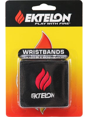 Ektelon Wristbands Black