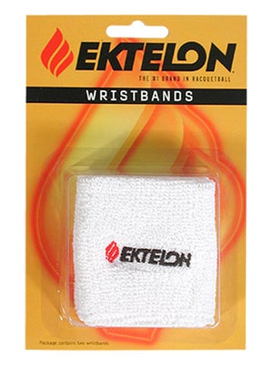 Ektelon Wristbands White