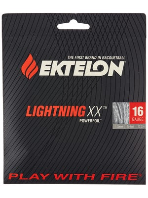 Ektelon Lightning XX 16 string