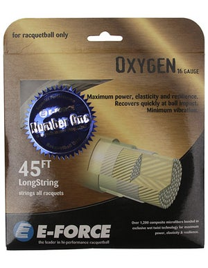 E-Force Oxygen 16 Racquetball String