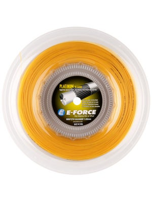 E-Force Platinum String 660 Reels - Amber