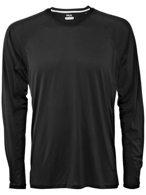 Fila Mens Serve Long Sleeve Crew Top