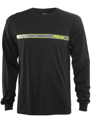 Fila Mens Speed Long Sleeve Top