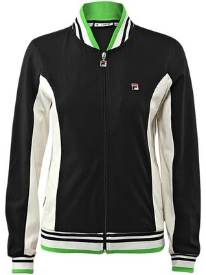 Fila Womens Essenza Cotton Borg Jacket