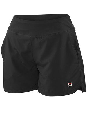 Fila Womens Essenza Double Layer Short