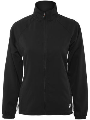 Fila Womens Essenza Drop Shot Woven Jacket
