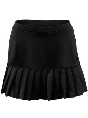 Fila Womens Essenza Pleated Knit Skort
