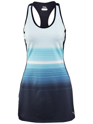 Fila Womens Fall Heritage Print Dress