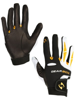 Gearbox Yellowjacket Gloves Black/Yellow