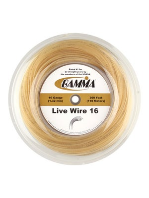Gamma Live Wire 16 String Reel