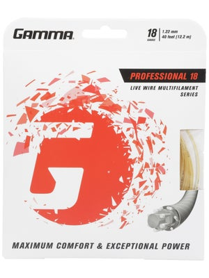 Gamma Live Wire Professional 18 String