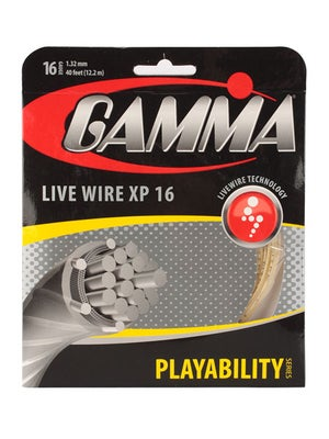 Gamma Live Wire XP 16 String
