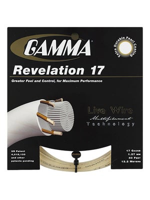 Gamma Revelation 17 String