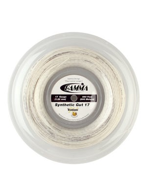 Gamma Syn. Gut WearGuard 17 White 660 Reel