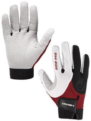 Head 2013 AMP PRO Racquetball Gloves