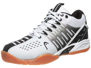 Head Radical Pro II Lite Mid White Mens Shoes