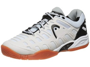 HEAD Speed Pro II Lite White/Black Mens Shoes