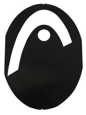 Head Plastic Stencil