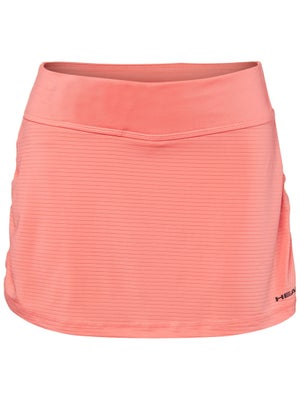 Head Womens Spring Ruched Skort