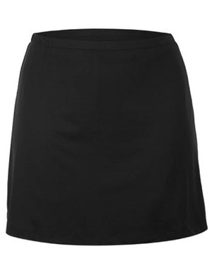 In-Between Womens Basic Skort
