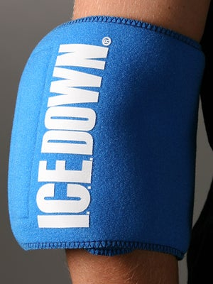 ICE DOWN Cold Therapy Elbow Wrap