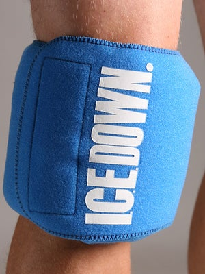 ICE DOWN Cold Therapy Large Knee/Back Wrap