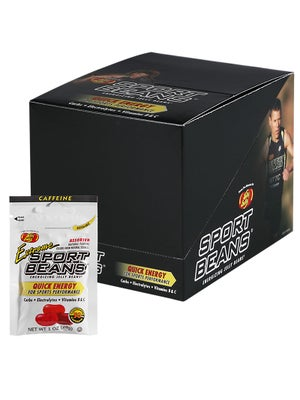 Jelly Belly Extreme Sport Beans Caffeine (24 pack)