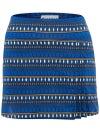 Jerdog Women's Mango Mist Side Pleat Skirt