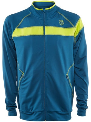 KSwiss Mens Spring Band Warm-Up Jacket