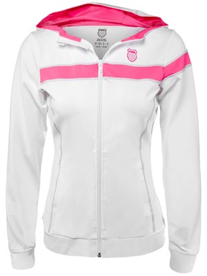 KSwiss Womens Spring Band Warm-Up Jacket