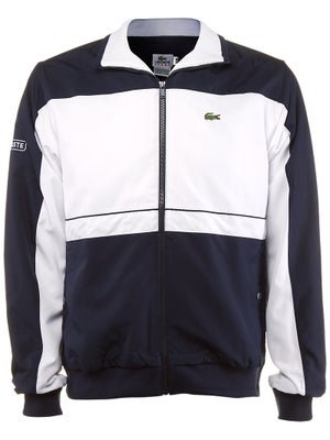 Lacoste Mens Spring Colorblock Warm-Up