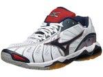 Mizuno Wave Tornado X Men's Shoes White/Navy