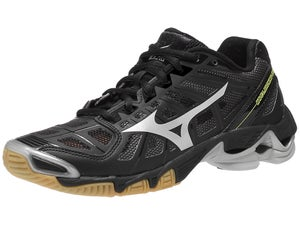 Mizuno Lightning RX2 Mens Shoes Black/Silver