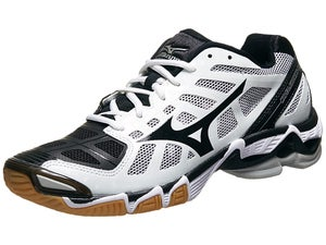 Mizuno Lightning RX2 Mens Shoes White/Black
