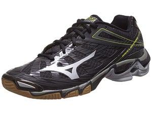 Mizuno 2014 Lightning RX3 Mens Shoes Black/Silver