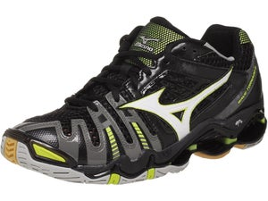 Mizuno Wave Tornado 8 Mens Shoes Black/White