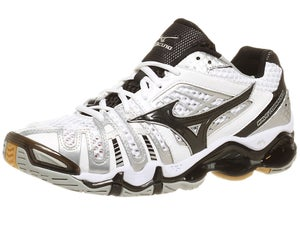 Mizuno Wave Tornado 8 Mens Shoes White/Black