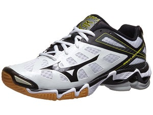 Mizuno RX3 Womens Shoes White/Black