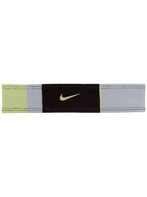 Nike 2 Modern Graphic Headband Black/Yellow